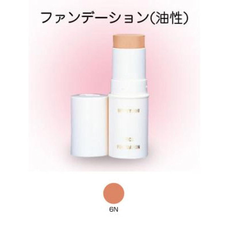 カーテン呼吸黒板スティックファンデーション 16g 6N 【三善】