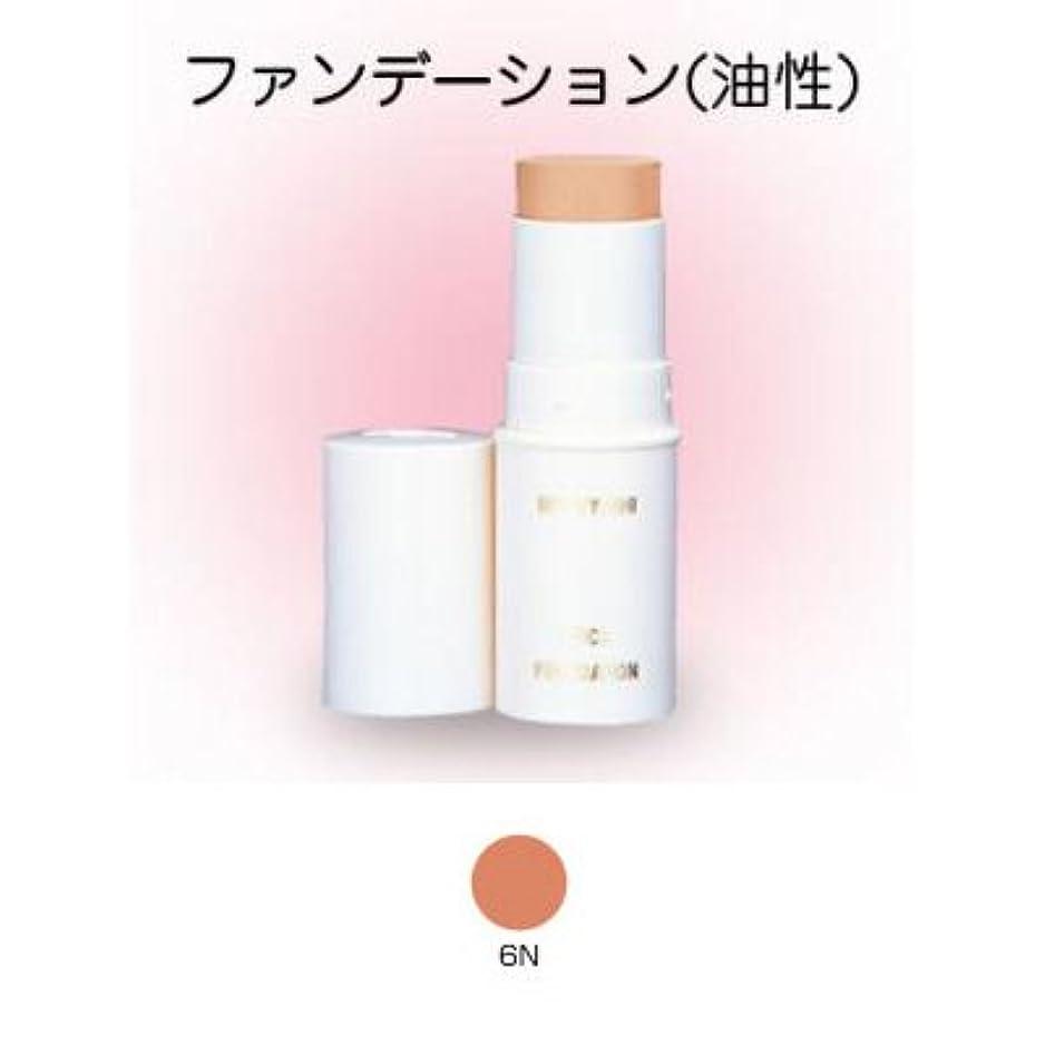 規則性蛾アンタゴニストスティックファンデーション 16g 6N 【三善】