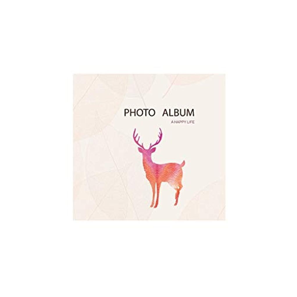 本会議パーチナシティ厳しい6インチアルバムブック間質ファミリーの成長アルバム記念ブック赤ちゃん500大容量のアルバム 綺麗な (Color : B)