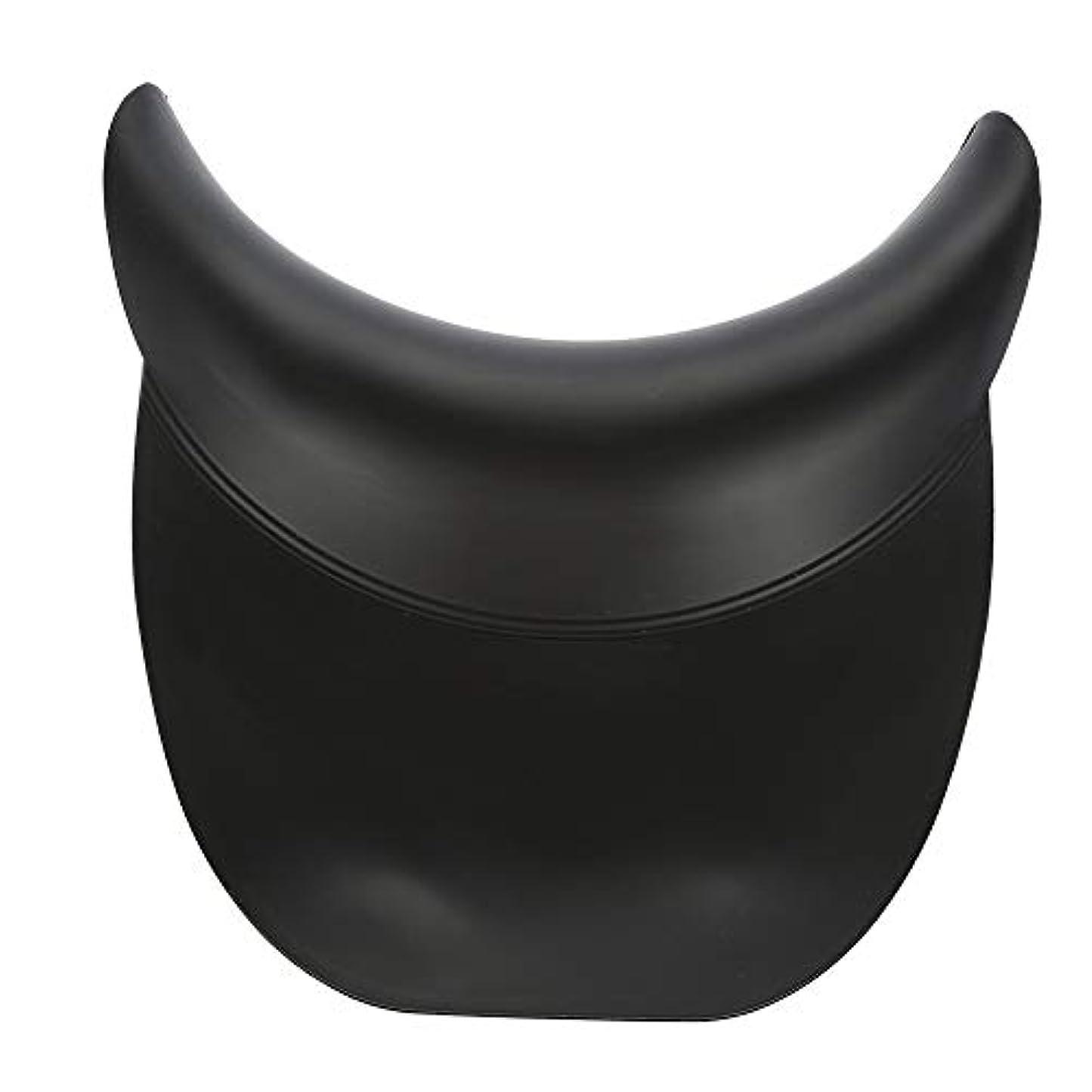 急性のみ不振お風呂枕 Dewin バスピロー シャンプーボールクッション 洗髪用 美容院 美容室 バスピロー弧状デザイン