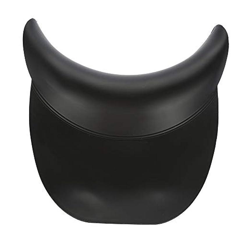 アソシエイトクスコ横たわるお風呂枕 Dewin バスピロー シャンプーボールクッション 洗髪用 美容院 美容室 バスピロー弧状デザイン