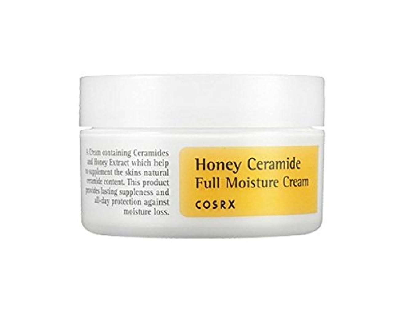 原因説得添付COSRX Honey Ceramide Full Moisture Cream 50ml/COSRX ハニー セラミド フル モイスチャー クリーム 50ml [並行輸入品]