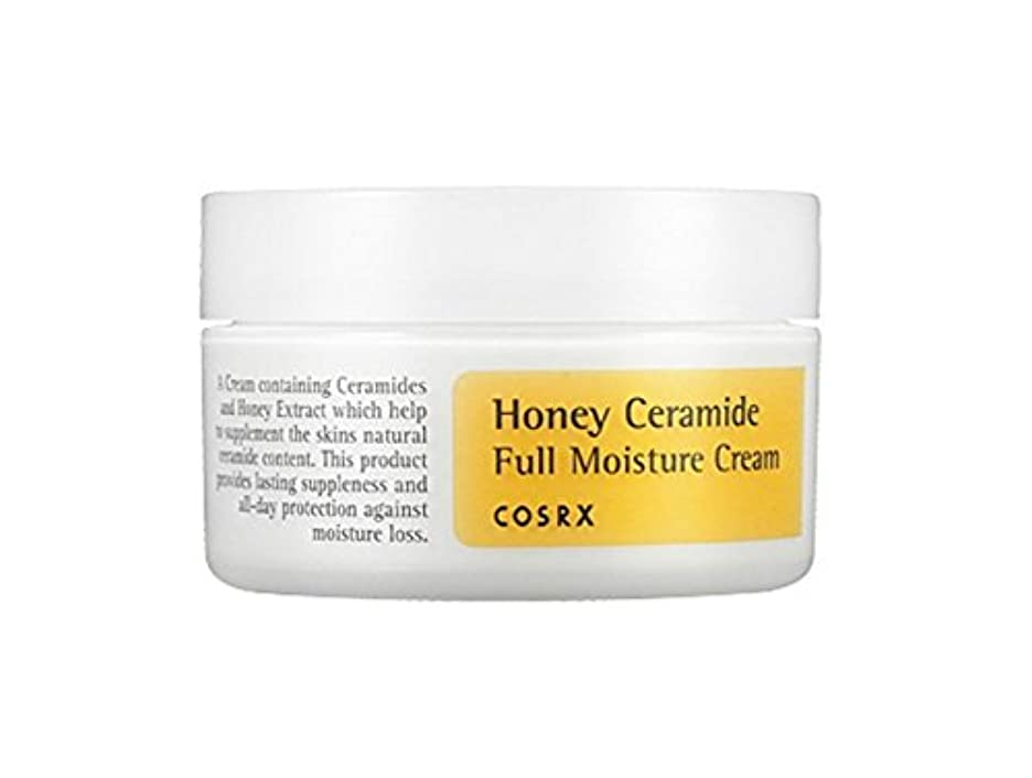 下向き雪安息COSRX Honey Ceramide Full Moisture Cream 50ml/COSRX ハニー セラミド フル モイスチャー クリーム 50ml [並行輸入品]