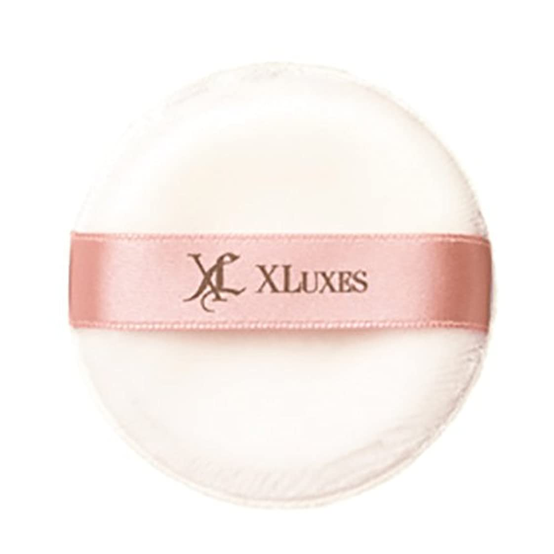 酸素キュービック個性XLUXES フェイスパウダー専用パフ (きめ細やかで柔らかい感触) プロケアビヨンド 1個入