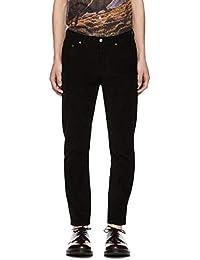 (アクネ ストゥディオズ ブロ コンスト) Acne Studios Bla Konst メンズ ボトムス・パンツ Black Corduroy River Trousers [並行輸入品]