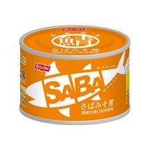 スルッとふた SABA さばみそ煮 24缶