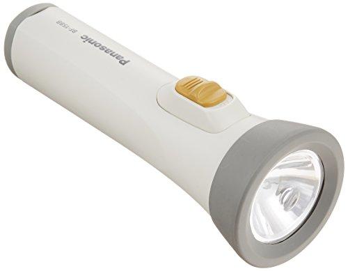 パナソニック LED懐中電灯 単1電池2個用 BF‐158BF‐W