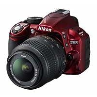 Nikon デジタル一眼レフカメラ D3100 18-55 VR Kit D3100 RD