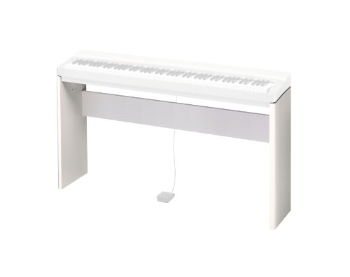 カシオ 電子ピアノ プリヴィア PX-160/150対応 スタンド CS-67PWE ホワイト