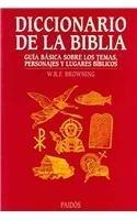 Diccionario De La Biblia/Oxford Dictionary of the Bible