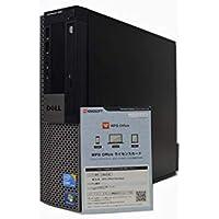デスクトップパソコン 【OFFICE搭載】 DELL OptiPlex 980 スモールフォームファクタ(SFF) Core i7 870 /16GB/500GB/DVDROMドライブ/グラフィック ATI RADEON HD 3450/Windows 7