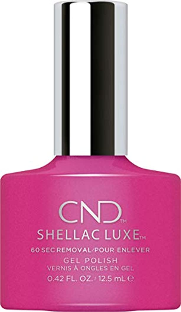 ゾーン神話ジョージバーナードCND Shellac Luxe - Tutti Frutti - 12.5 ml / 0.42 oz