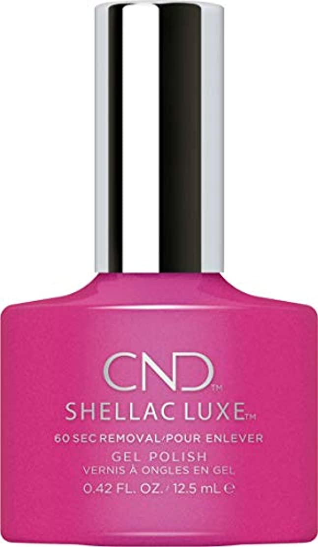 報復する研究荒野CND Shellac Luxe - Tutti Frutti - 12.5 ml / 0.42 oz