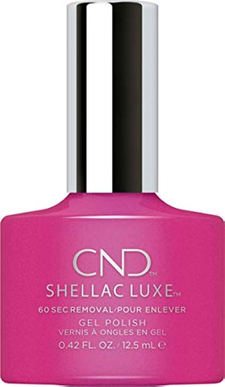 歯ジョリー応用CND Shellac Luxe - Tutti Frutti - 12.5 ml / 0.42 oz