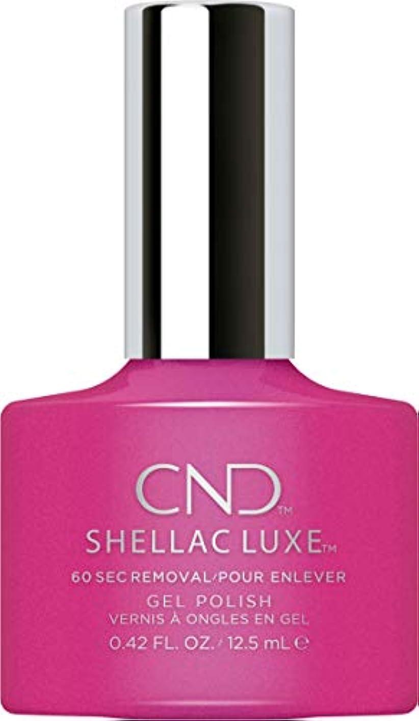 ダーリン理論的強制的CND Shellac Luxe - Tutti Frutti - 12.5 ml / 0.42 oz