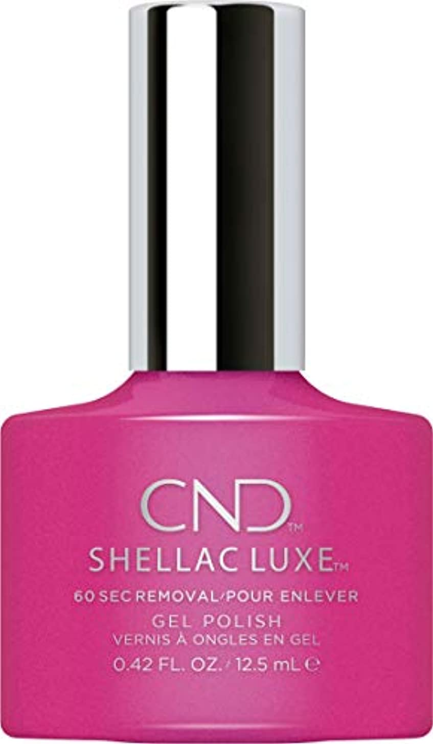 ペンフレンドシャーク歴史家CND Shellac Luxe - Tutti Frutti - 12.5 ml / 0.42 oz