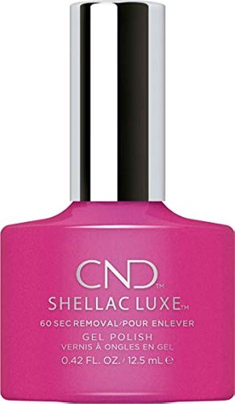 錆び迷路視線CND Shellac Luxe - Tutti Frutti - 12.5 ml / 0.42 oz
