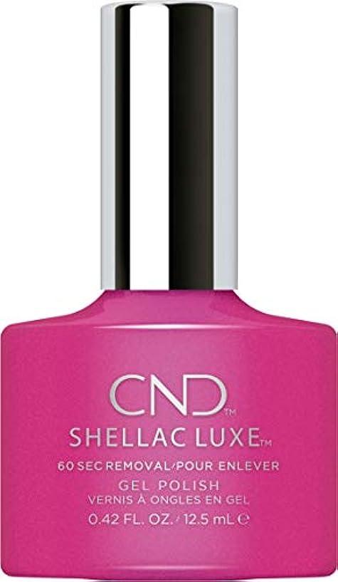 憎しみ若い妻CND Shellac Luxe - Tutti Frutti - 12.5 ml / 0.42 oz