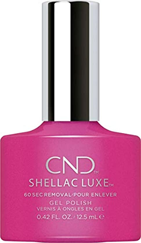 鍔バンク成長CND Shellac Luxe - Tutti Frutti - 12.5 ml / 0.42 oz