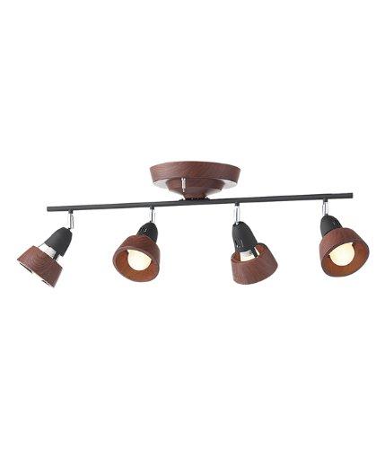 RoomClip商品情報 - ART WORK STUDIO ハーモニーリモートシーリングランプ LED電球付属モデル AW-0321E BN/BK(木目塗装)