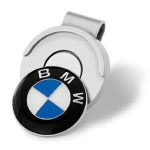 BMW純正アクセサリー ゴルフスポーツ ゴルフマーカー キャップークリップ