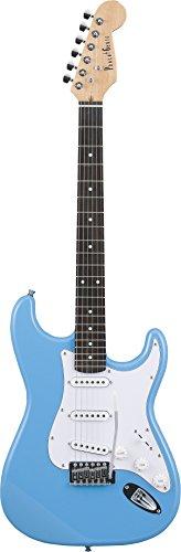 PhotoGenic フォトジェニック エレキギター ストラトキャスタータイプ ST-180/UBL ライトブルー ローズウッド指板