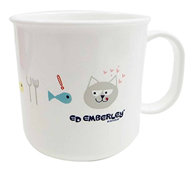 大西賢製販 ED EMBERLEY Gourmet Cat(グルメキャット) マグカップ EDL-487