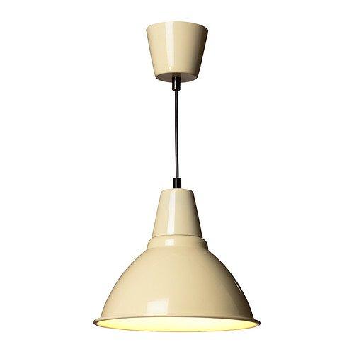 IKEA(イケア) FOTO ベージュ 25 cm 70237297 ペンダ...