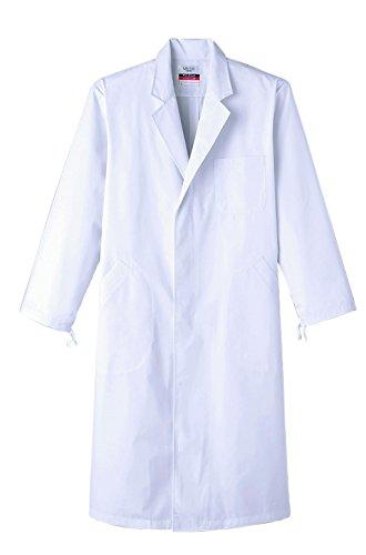 メンズドクターコート ホワイト L 1枚