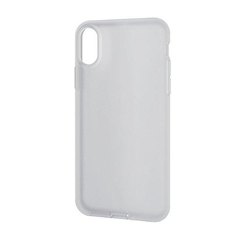エレコム iPhoneX シリコンケース 極み クリア PM-A17XSCTCR 1個