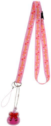 [해외]불 짱 스트랩 핑크/Hoppe-chan strap pink