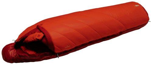 モンベル(mont-bell) 寝袋 アルパイン バロウバッグ #0 サンライズレッド [最低使用温度-13度] 1121280 SURD シュラフ