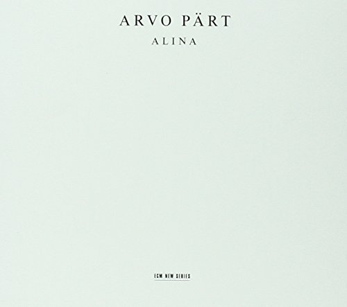 Alina - Arvo Partの詳細を見る