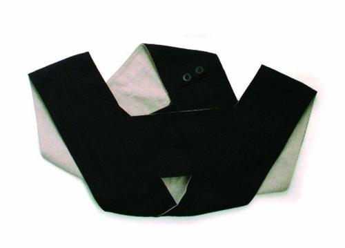 スキンシップ抱っこひも (桶谷式乳房管理法研鑚会監修) YG-213 黒 M