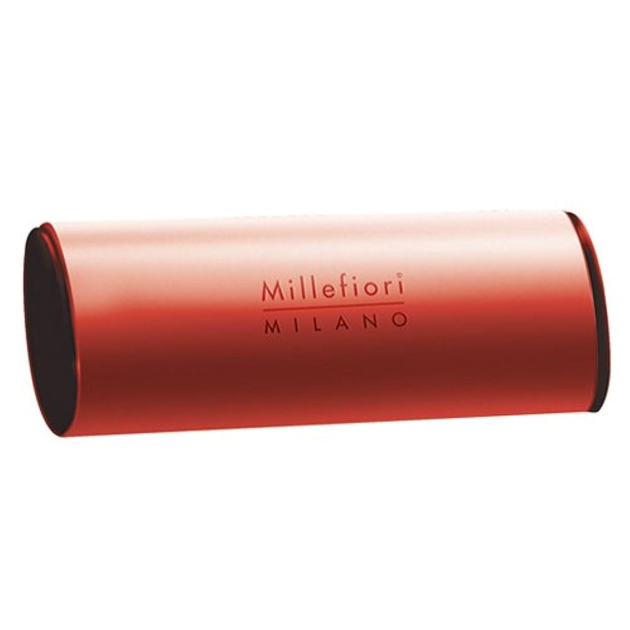評価する価値のない巻き取りMillefiori カーエアーフレッシュナー レッド アイシングシュガー CDIF-A-002