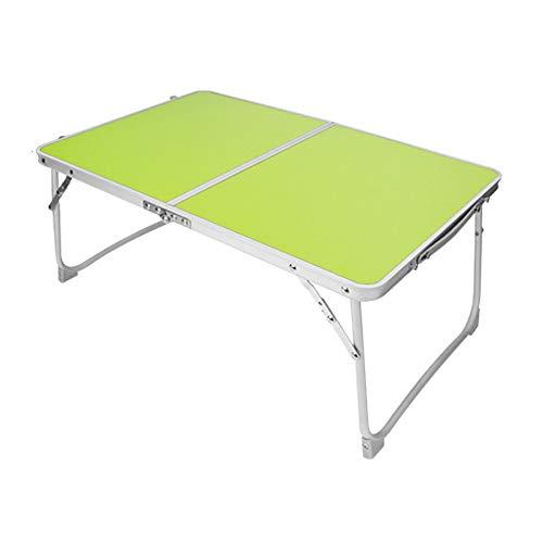 テーブル アウトドア 折りたたみ 机 軽量 ピクニック レジャー キャンプ コンパクト アルミ製 4色選択 耐荷重30kg