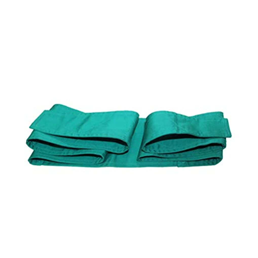 ピルトリップシャンパンSUPVOX リストストラップサポートは、患者の緑のために落ち着きのない足の怪我を抑制するリストストラップをサポート