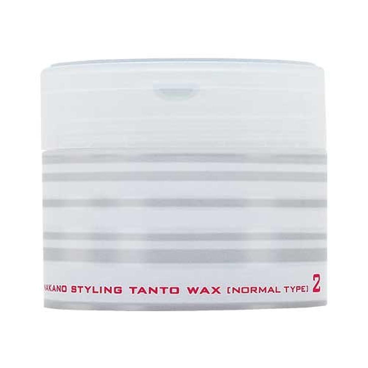 解体する改修する具体的にナカノ スタイリング タントN ワックス 2 ノーマルタイプ 90g 中野製薬 NAKANO