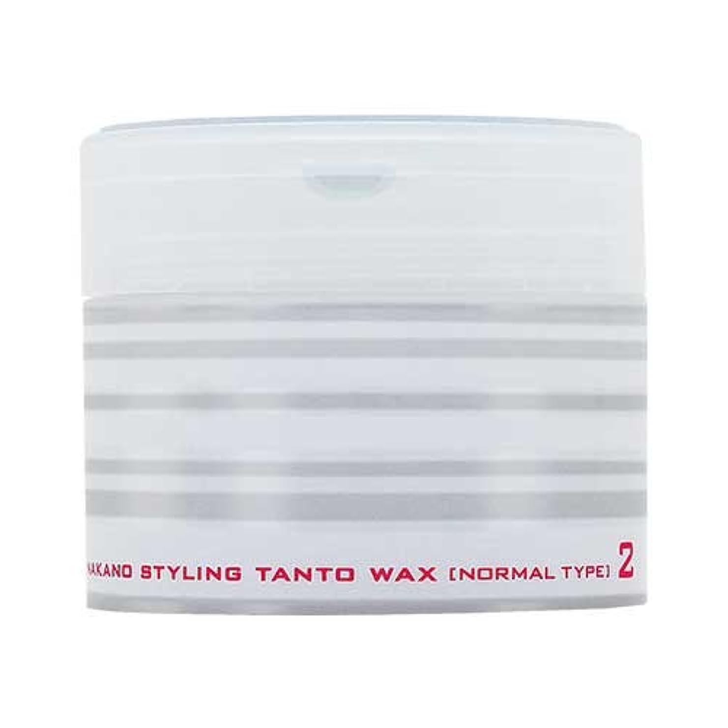 金銭的な以降バッテリーナカノ スタイリング タントN ワックス 2 ノーマルタイプ 90g 中野製薬 NAKANO