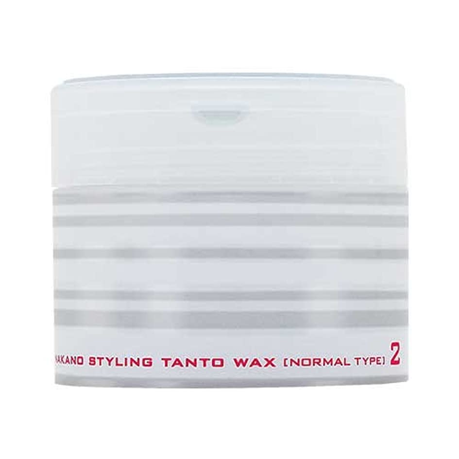ブリーフケースあからさま疫病ナカノ スタイリング タントN ワックス 2 ノーマルタイプ 90g 中野製薬 NAKANO