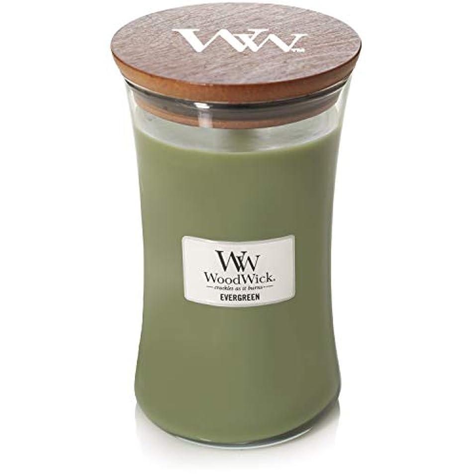 スケルトン十分な地味なYankee Candle Evergreen