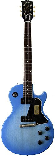 Gibson Custom Shop ギブソン エレキギター Limited Run 1960 Les Paul Special Single Cut VOS (Blue Burst)