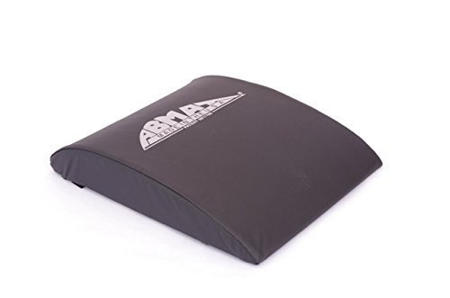 AbMat 5-104-001-00 Abdominal Exercising Device, Silver by AbMat [並行輸入品]