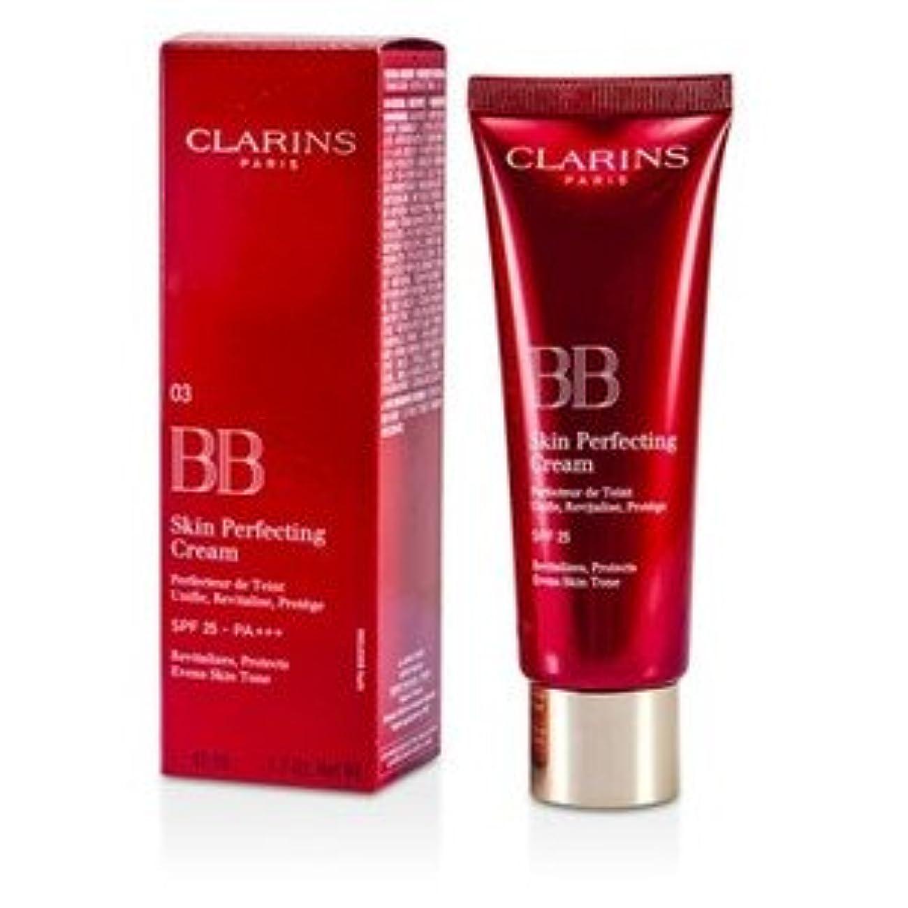 CLARINS(クラランス) BB スキン パーフェクティング クリーム SPF25 - #03 ダーク 45ml/1.7oz [並行輸入品]