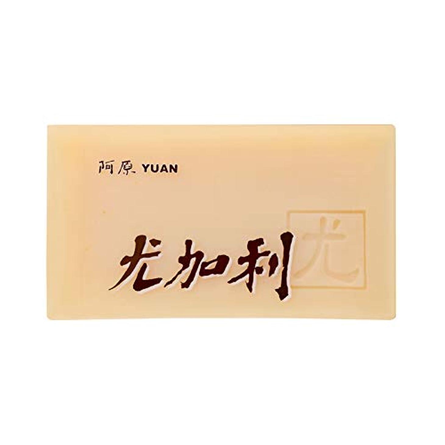 夜メモ天国ユアン(YUAN) ユアンソープ ユーカリソープ 100g (阿原 石けん 台湾コスメ)