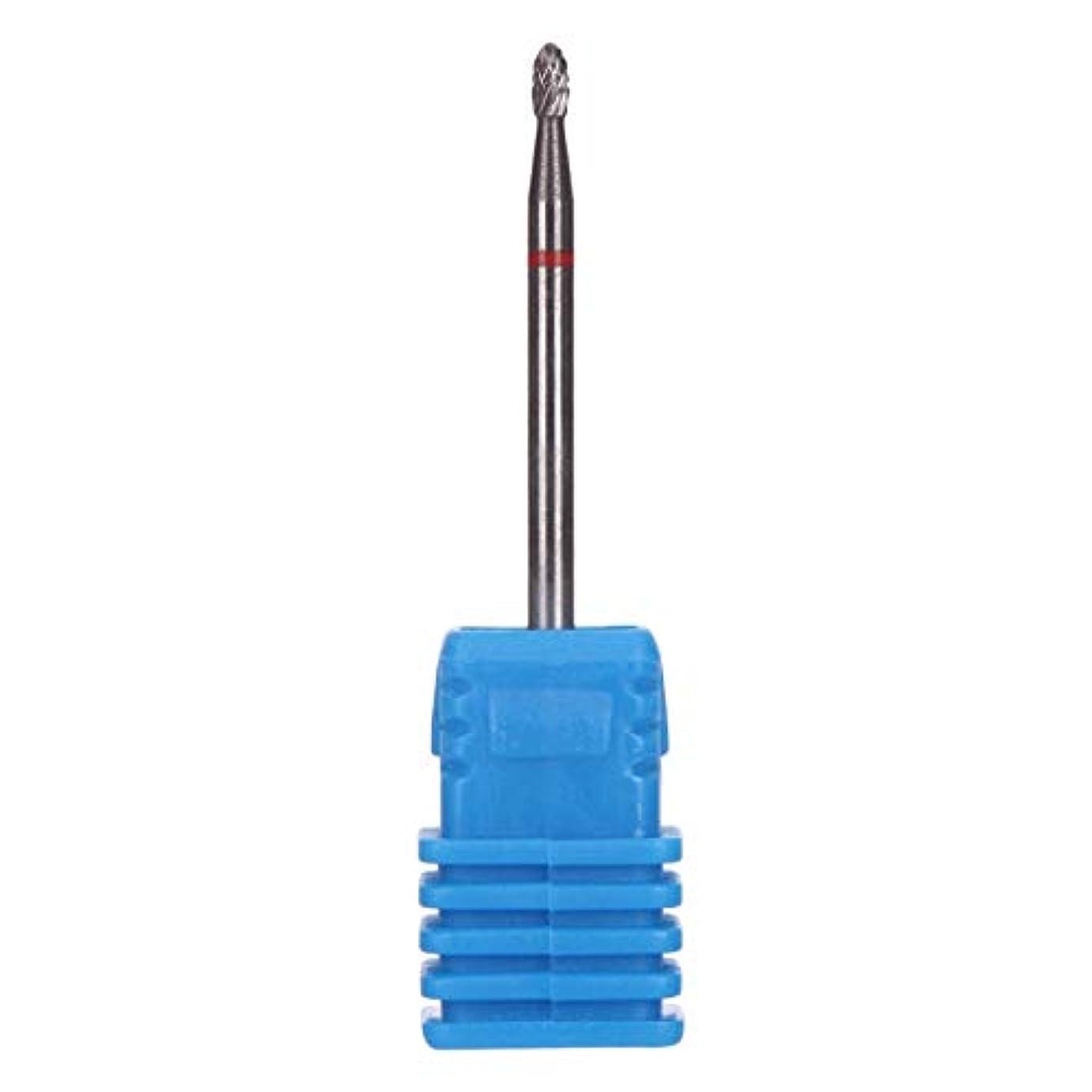 基礎理論歌詞発行OU-Kunmlef 釘芸術美しさカッター研削タングステン鋼研磨フライドマニキュアペディキュア釘(None S-H0103 Elliptical)
