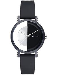 [クラス14]KLASSE14 × JT 腕時計 IMPERFECT/im arch 32mm インパーフェクト (ブラック) おしゃれな スケルトン メンズ レディース IM18BK007W