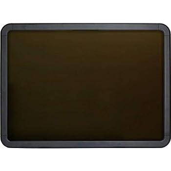 キングジム 案内板 光る掲示板 避難誘導 黒 HK10クロ