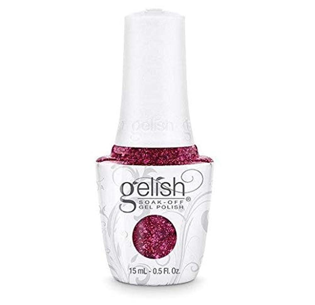 恨み気絶させる屋内でHarmony Gelish - Too Tough To Be Sweet - 15ml / 0.5oz