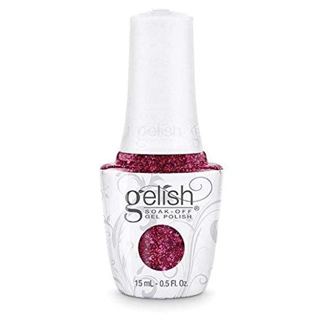 情熱フォアタイプ軽くHarmony Gelish - Too Tough To Be Sweet - 15ml / 0.5oz